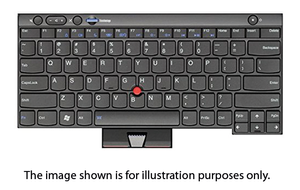 LENOVO KEYBOARD (DANISH) - 04Y2357
