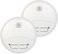 NEXA Fire Alarm Wireless Optic 2-Pack