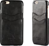 iDEAL OF SWEDEN DUAL CARD CASE (IPHONE 6 BLACK) (IDDCC6PP01)