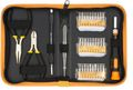 SPROTEK Precision Bit Set With Screwdriver 30 Bits Yellow/Black