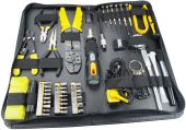SPROTEK Tool Kits For Computers With 58 Pcs Gray