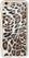 IDEAL Hard Cover+ Design Collection Leopard , skal iPhone 6, magnet