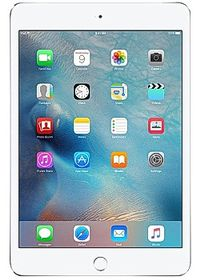 iPad mini 4 Wi-Fi Cell 128GB Silver
