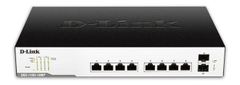 D-LINK 10-PORT POE EASYSMART SWITCH GIGABIT IN