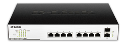 D-LINK 10-Port Gigabit EasySmart Switch