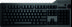 DASKEY Das Keyboard 4 Ultimate, blanka tangenter,  Cherry MX Blue, USB, svart