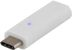 DELTACO Adapter USB C to USB Micro B White
