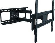 "DELTACO wall mount for tv/ screen,  32""-75"",  max 50kg, 3 leads, black (ARM-460)"