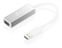 J5 CREATE j5create USB 3.0 to VGA Adapter, slim, aluminium,  white