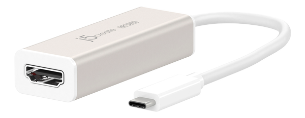 JCA153USB-C to HDMI 4K Video adapter