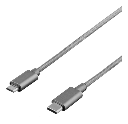 USB 2.0 CM to Micro 1m Space Gray