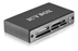 RAIDSONIC ICY BOX External USB 3.0 memory card reader, all-in-one,  aluminum, gra