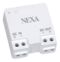 NEXA Dimmer for LED with integrated actuators,  12-24V, white