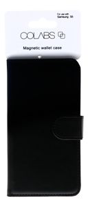 COLABS Magnetic Wallet Case Samsung S6 BLACK (COLMWCS6SBK)