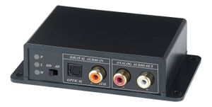 DELTACO HDMI ARC(Audio Return Channel) / Digital Audio Converter (AC01)