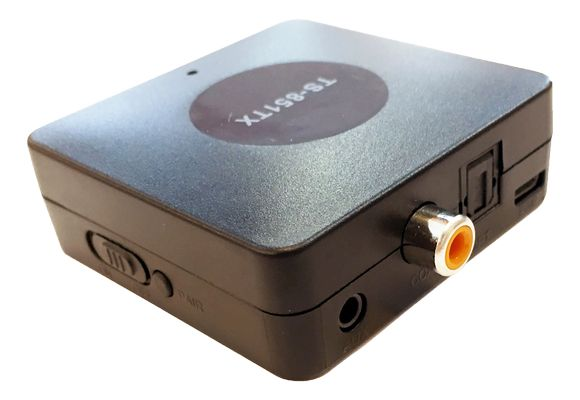 Stereo Optical Coaxial inputs aptX Low Latency Bluetooth