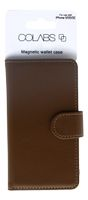 Magnetic Wallet Case IP5/5S BROWN
