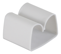 DELTACO Cord Tabs with Self Adhesive Tape White (CM506)
