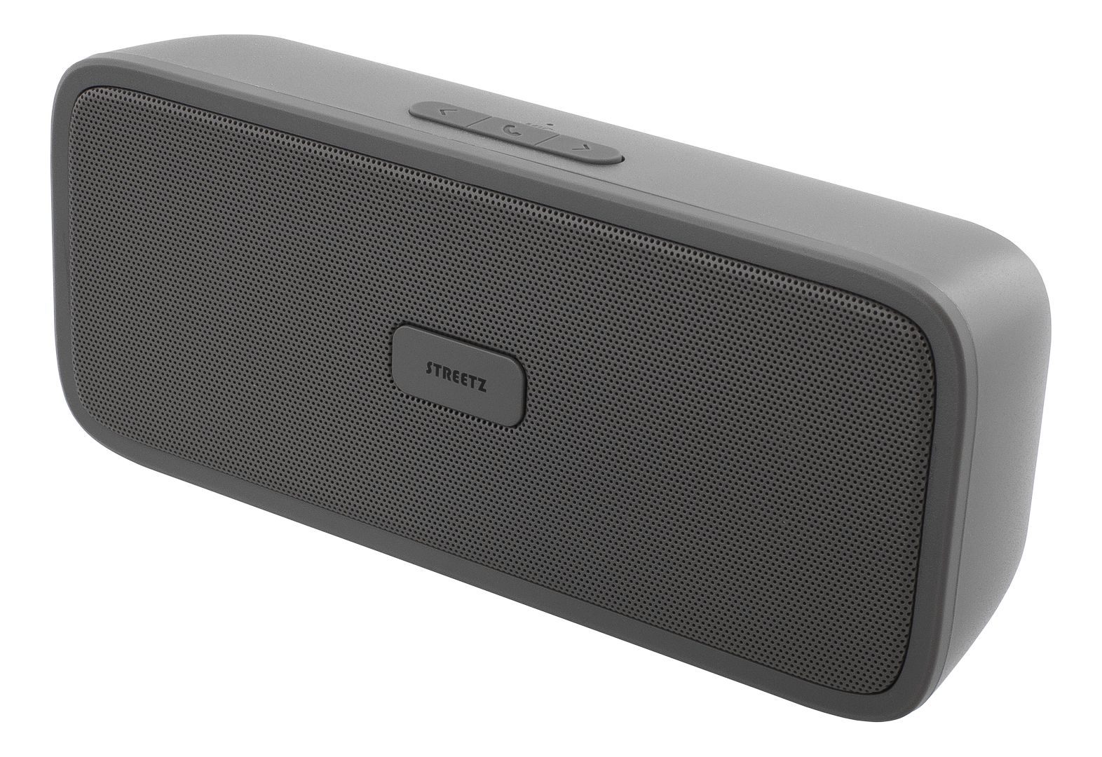 STREETZ Bluetooth Speaker Grey  327517184a8bb