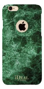 iDEAL OF SWEDEN FASHION CASE (IPHONE 6/6S, GREEN MARBLE) (IDFC-6-36)