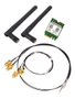 SHUTTLE WLAN-kit M.2 / 802.11ac+BT f SH110R4, XH110(V), DH110