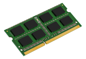 4GB 1600MHz SO-DIMM DDR3 Dual Channel (Kit)