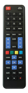 universal remote control for Samsung and LG, black