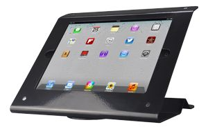 SC-102 Bordsstativ iPad Air/Air2, vridbar 360°, svart