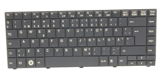 KEYBOARD BLACK SWISS S26391F491B232                   IN BTOP