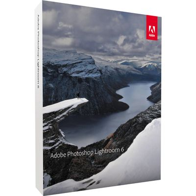 LIGHTROOM V6 IN DVDSET  EN