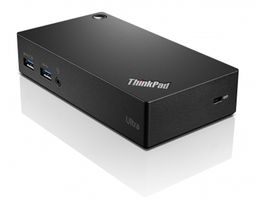 LENOVO ThinkPad USB 3.0 Ultra Dock EU Factory Sealed (40A80045IT)