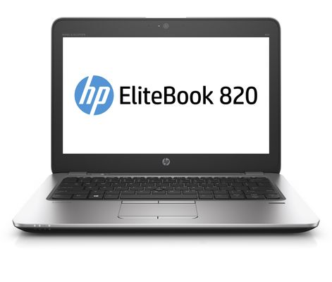"EliteBook 820 G3 - Ultrabook - Core i5 6200U / 2.3 GHz - Win 7 Pro 64-bit - 8 GB RAM - 256 GB SSD - intet ODD - 12.5"""" 1920 x 1080 ( Full HD ) - HD"