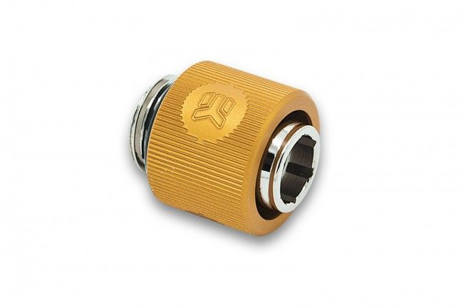 EK-ACF Fitting 13/10mm G1/4 - gold
