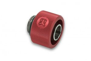 EK-ACF Fitting 16/10mm G1/4 - rot