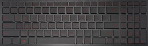 ASUS KEYBOARD_(NORDIC) (90NB06R2-R30190)