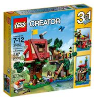 Creator 31053 Treehouse Adventures