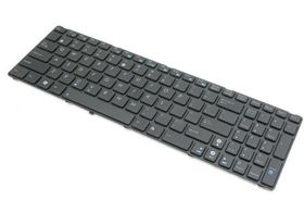 Keyboard CZECH BLACK