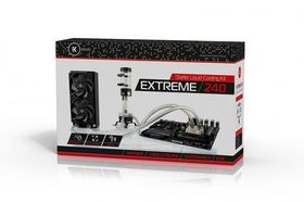 EK-KIT X240 - Water Cooling Kit Complete Performance Water Cooling Kit, 2x 240mm Radiator