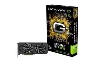 GeForce GTX 1060 Grafikkort,  PCI-Express 3.0, 6GB GDDR5, DL-DVI, HDMI 2.0, 3xDP, Pascal
