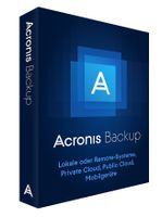 Sof Acronis Backup 12 Workstation