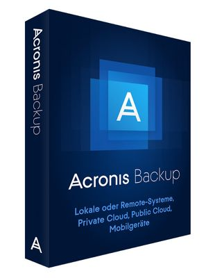 Backup 12.0 Server Essentials Box dt.