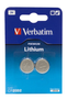 VERBATIM Lithium Cell CR2032_ 2 pack