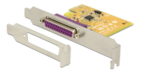 DELOCK PCI Express Card > 1 x Parallel (89445)