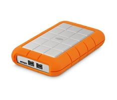 "LACIE RUGGED TRIPLE 1TB USB3/FW 2.5"" (STEU1000400)"