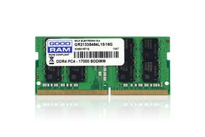 SO DDR4 4GB PC2133 CL15 SR 4GB retail