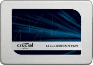 "CRUCIAL Crucial® MX300 275GB 2.5"" SSD SATA 6GB/s, 530/ 500MB/ s read/ write,  7mm med adapter (CT275MX300SSD1)"