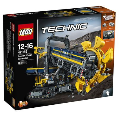 Technic 42055 Bucket Wheel Excavator