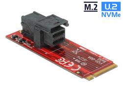 Adapter M.2 Key M >SFF-8643 NVMe