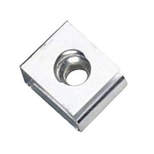 BLACK BOX BLACKBOX CAGE NUT-SCREW - MOUNTING NUT, 10-32, 20-PACK (RM327)