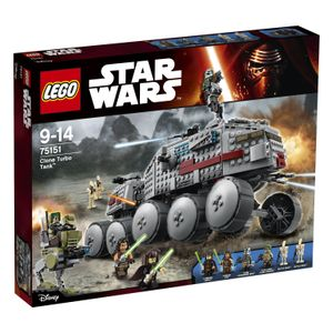 LEGO Star Wars 75151 Clone Turbo Tank (75151)